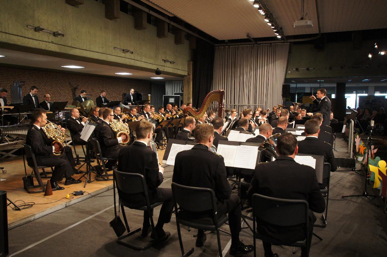 Musikkorps Der Schutzpolizei Berlin - Westerwald-Marsch / Lore
